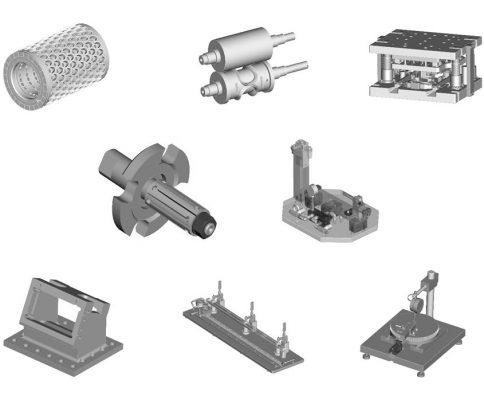 Obróbka CNC | Oferta - Narzędzia i przyrządy: formy ciśnieniowe, wykrojniki, ustawczoobróbcze, kontrolno-pomiarowe.